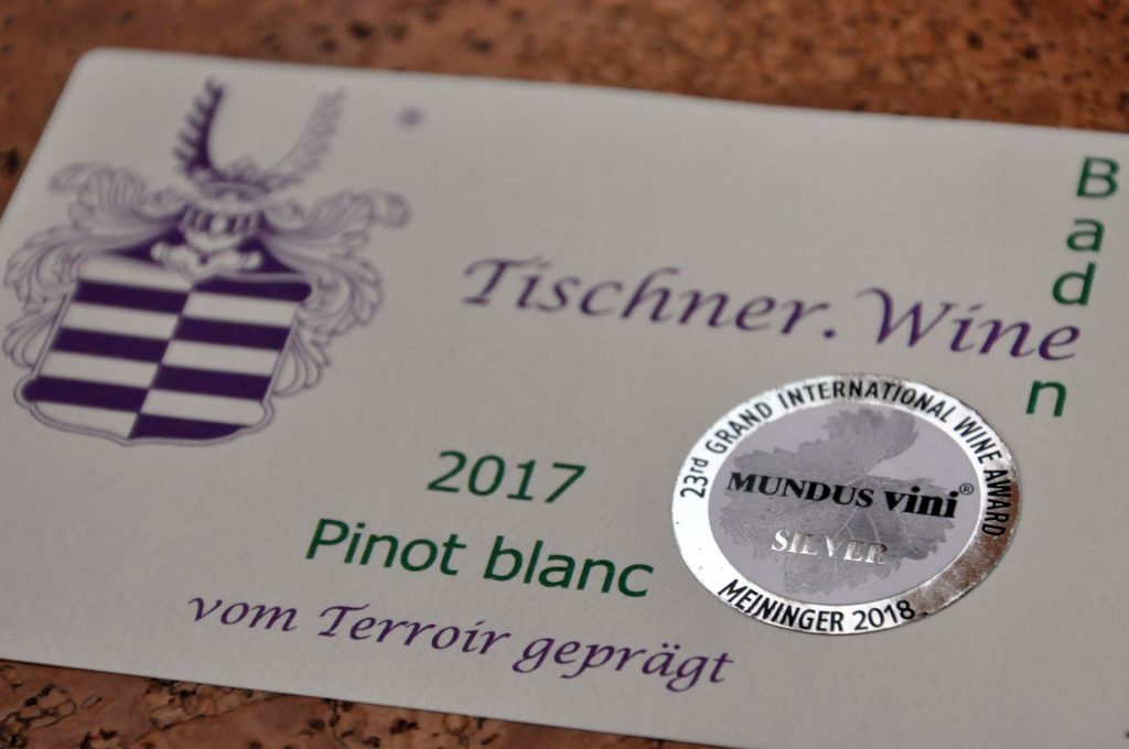 Pinot blanc 2017 Qualitätswein trocken