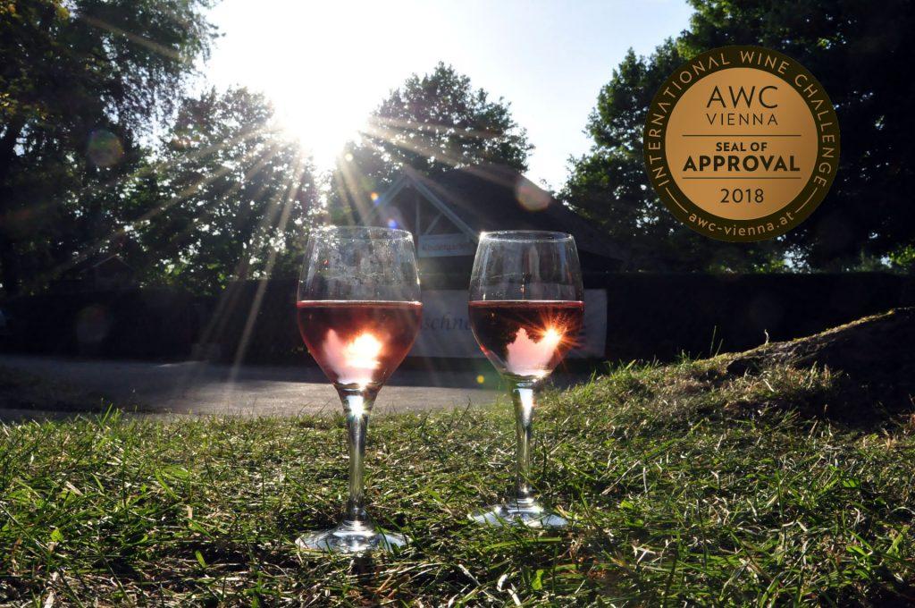 Rosé (Pinot noir) 2017 Qualitätswein
