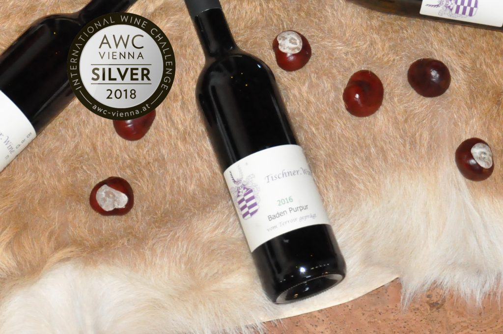 Cuvée Baden Purpur 2016 Qualitätswein trocken